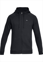 Under Armour Kapuzenjacke Rival Fleece Hoody schwarz