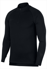 Nike Trainingsoberteil Squad Drill Top schwarz