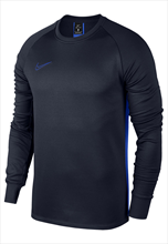 Nike Trainingspullover Therma Academy Top dunkelblau/blau