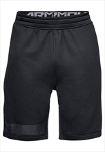 Under Armour Short Terry MK-1 schwarz/grau
