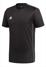 adidas Shirt Core 18 Training Jersey schwarz/weiß