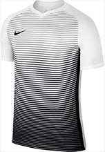 Nike Trikot Precision SS Jersey weiß/schwarz