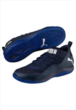 Puma indoorschoenen 365 Ignite Fuse 2 CT IT donkerblauw/wit