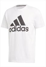 adidas Shirt Must Haves Badge of Sport Tee weiß/schwarz
