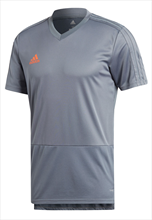 adidas Shirt Condivo 18 Training Jersey graublau/orange