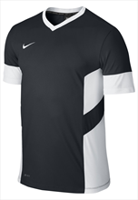 Nike Trainingsshirt SS Academy 14 Training Top schwarz/weiß