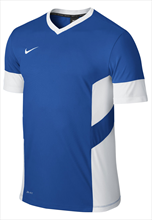 Nike Academy 14 SS Training Jersey blue/white