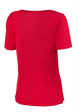 ÖFB Damen Shirt Classic Das Nationalteam rot/gold