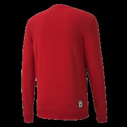 Puma Österreich Fanpullover DNA Sweater rot/weiß