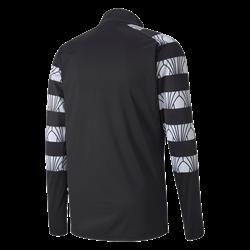 Puma Österreich Aufwärmjacke Stadium Track Jacket schwarz/weiß