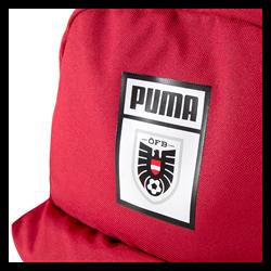 Puma Österreich Rucksack DNA Phase Backpack rot/weiß