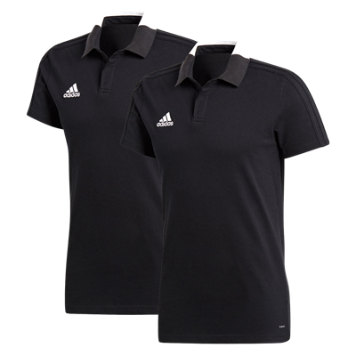 adidas Poloshirt Condivo 18 CO 2er Pack