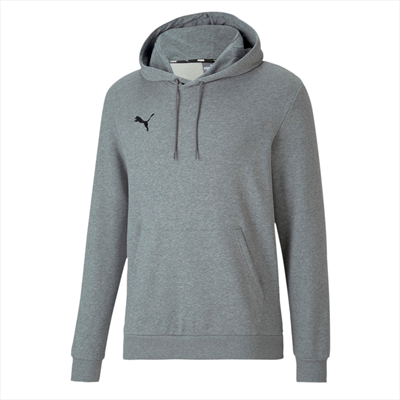 Sweat a capuche Puma Team Goal 23 Casuals Hoody gris