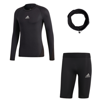 Set fonctionnel adidas AlphaSkin en 3 parties