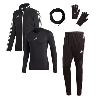 adidas Winter Trainingsset Tiro 19 5-teilig