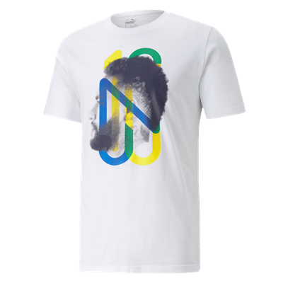 Puma Shirt Neymar Jr Hero weiß