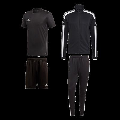 adidas Trainingsset Squadra 21 4-teilig