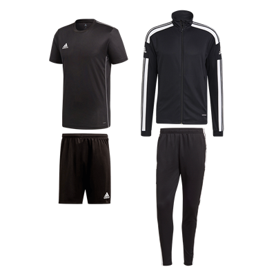 adidas Squadra 21 4-delige trainingsset