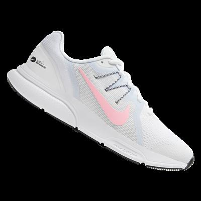 Nike Zoom Span III hardloopschoenen dames wit/roze