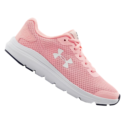 Under Armour Surge 2 damesschoenen roze