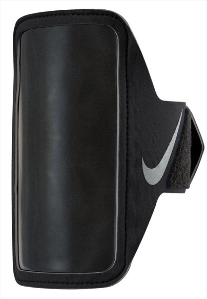 Nike Lean Arm Band schwarz/silber