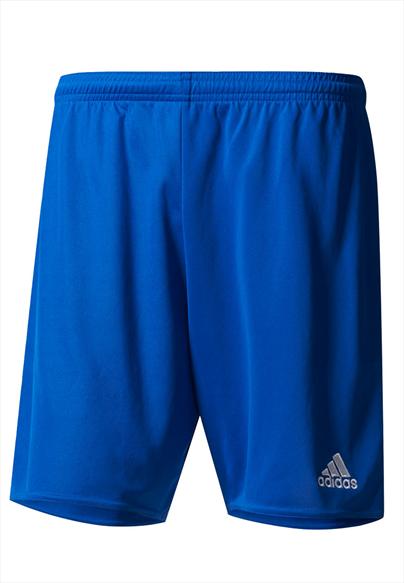adidas Kinder Short Parma 16 blau/weiß