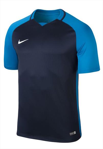 Nike Trikot Dry Trophy III SS Jersey dunkelblau/blau
