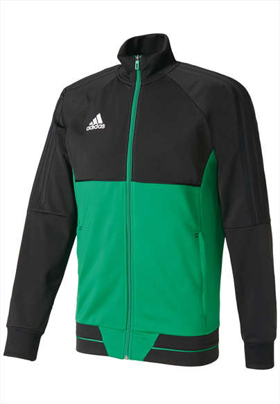 adidas Trainingsjacke Tiro 17 Training Jacket grün/schwarz