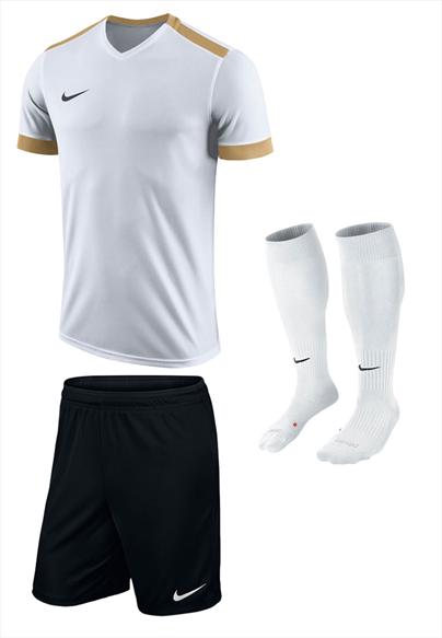 Nike Dressenset Park Derby II weiß/schwarz