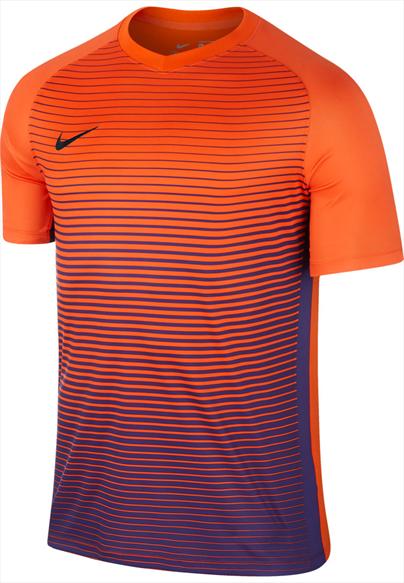 Nike Trikot Precision IV SS Jersey orange/violett