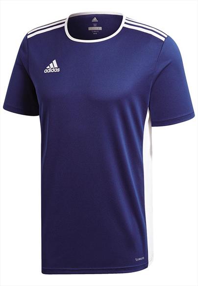 adidas Trainingsset Tiro 19 4-teilig dunkelblau/weiß