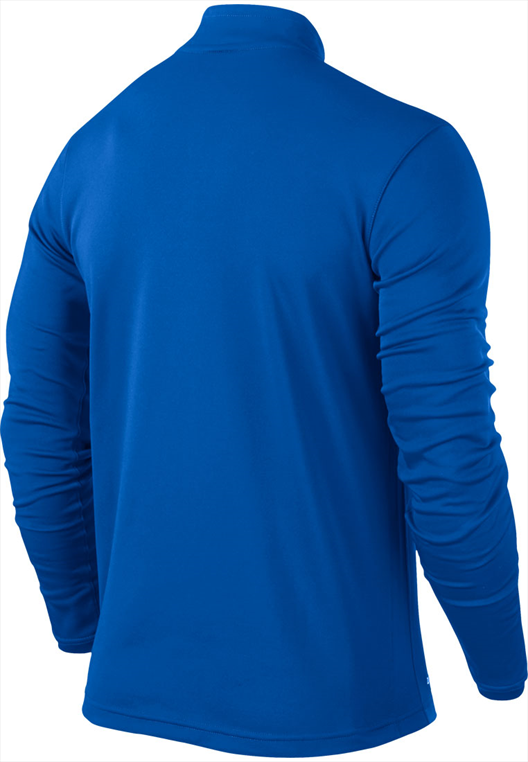 Nike Trainingspullover Academy 16 Midlayer LS Top blau/weiß
