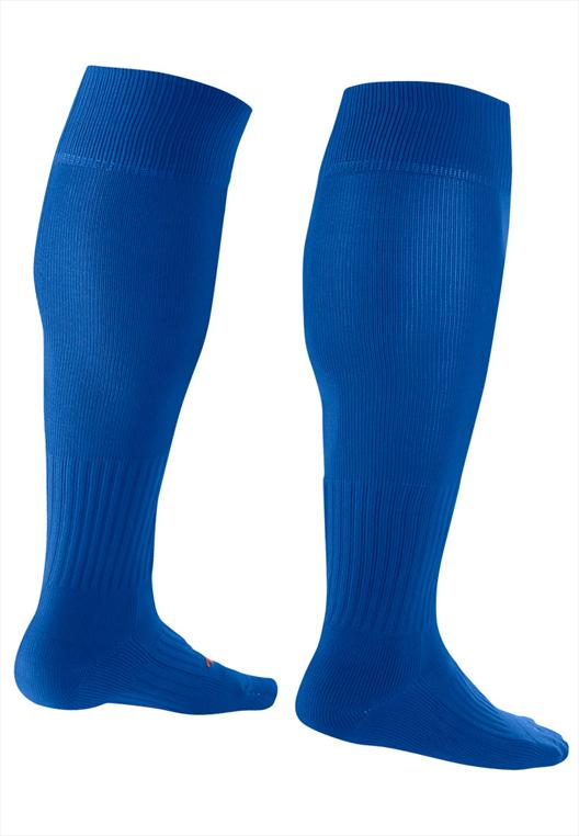 Nike Stutzen Classic II Sock blau/weiß