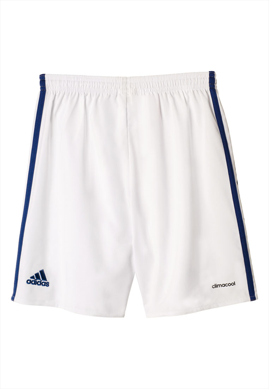 adidas Real Madrid Kinder Heim Short 2016/17 weiß/violett