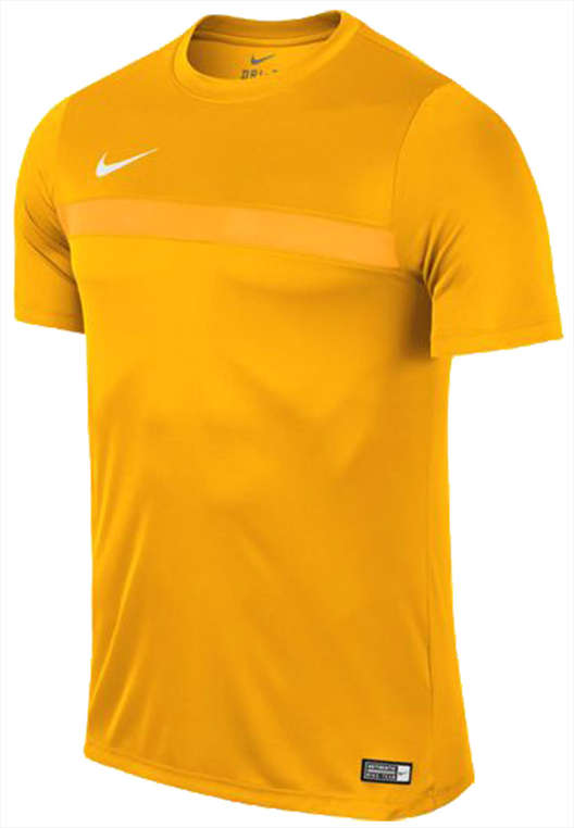 Nike Trainingsshirt SS Academy 16 Training Top gelb/weiß