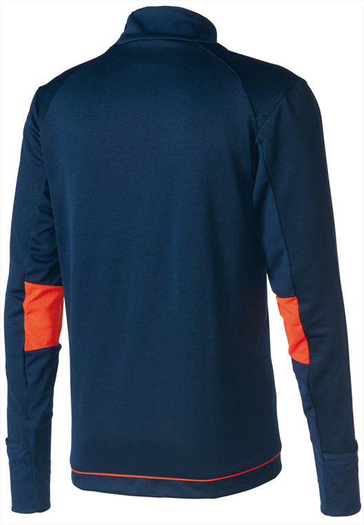 adidas Sweater Tiro 17 Training Top dunkelblau/orange