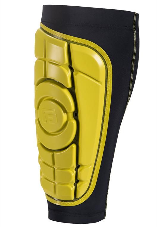G-Form Schienbeinschoner Pro-S schwarz/gelb