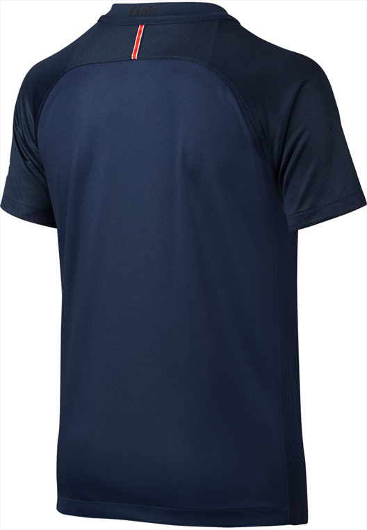 Nike Paris St. Germain Heim Trikot 2016/17 dunkelblau/rot