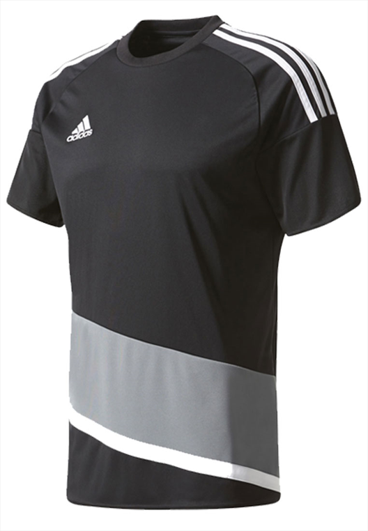 adidas Shirt Regista 16 Training Jersey schwarz/grau