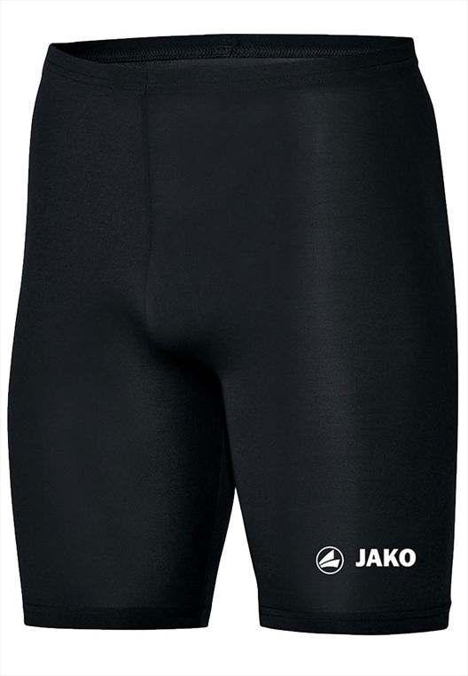 Jako Funktionsshort Tight Basic 2.0 schwarz/weiß