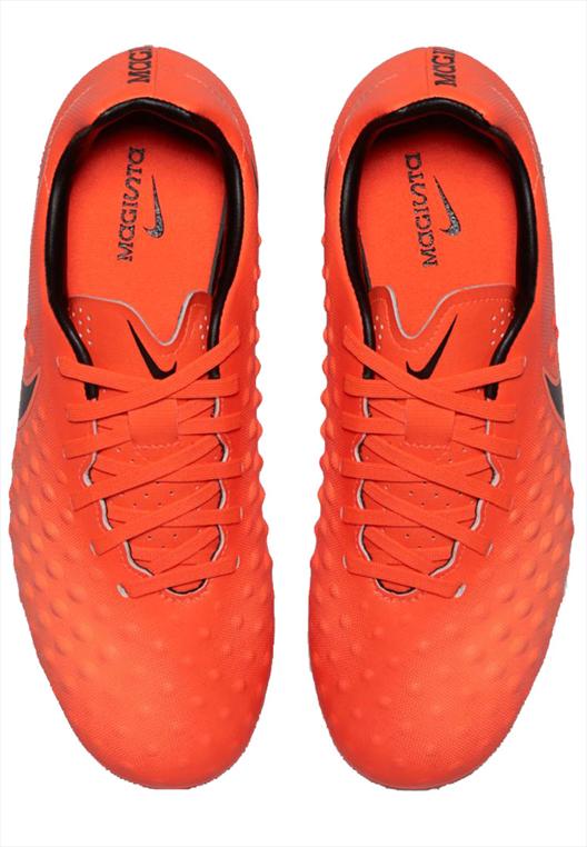 Nike Kinder Fußballschuh JR Magista Opus II FG rot/schwarz