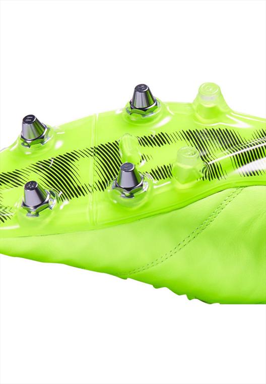 Nike Fußballschuh Tiempo Legend VI SG-Pro gelb fluo/schwarz