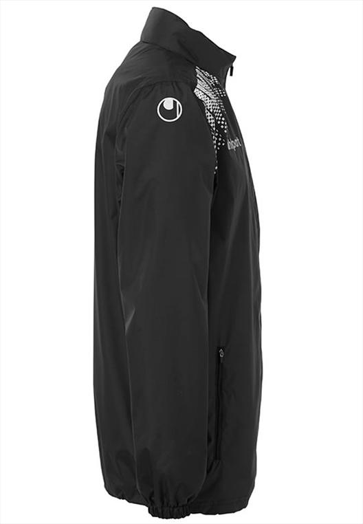 Uhlsport Regenjacke Goal schwarz/weiß