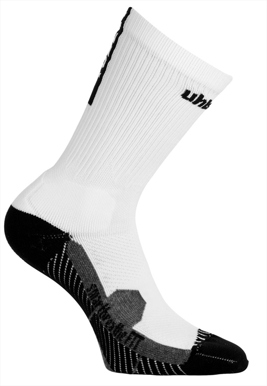 Uhlsport Socken Tube It weiß/schwarz