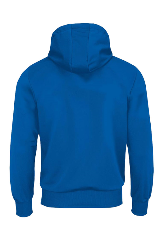 Errea Kapuzenjacke Maddi hellblau/weiß