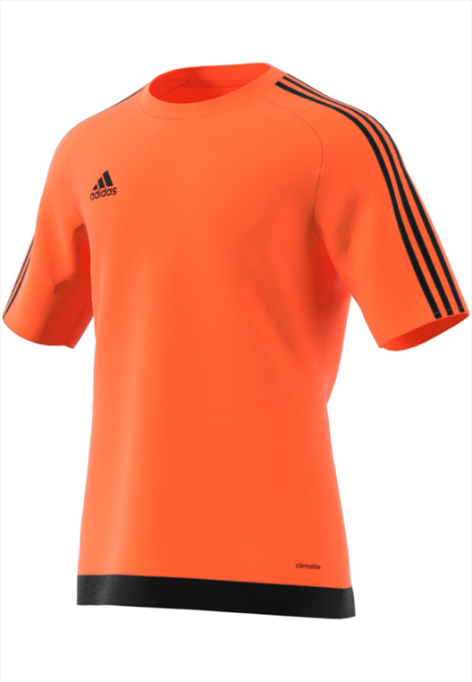 adidas Shirt Estro 15 Training Jersey orange/schwarz