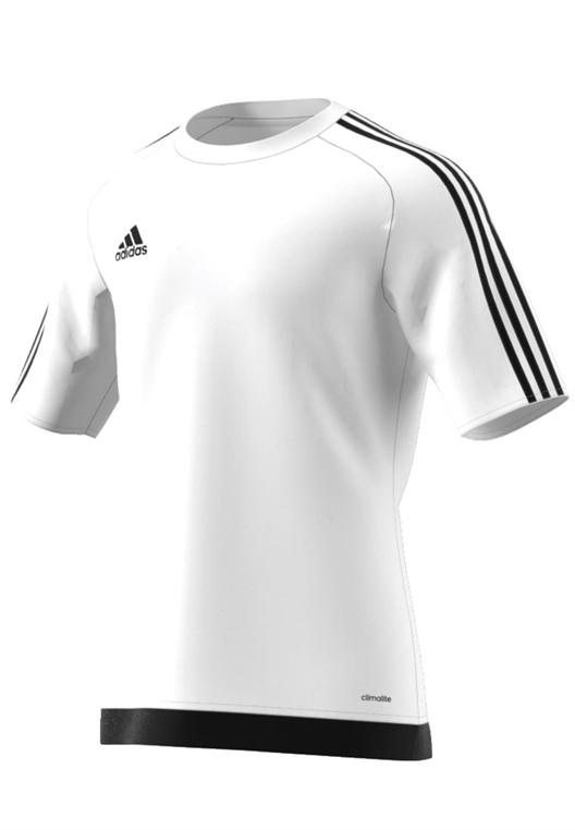 adidas Dressenset Estro 15 weiß/schwarz