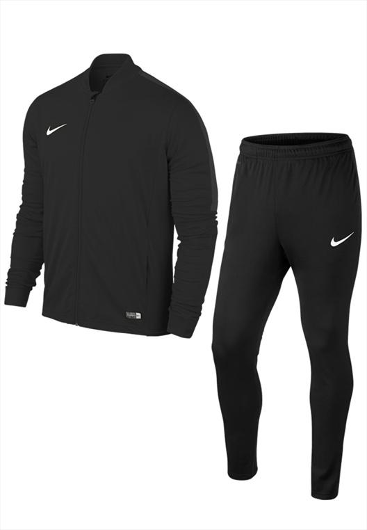 Nike Kinder Trainingsanzug Academy 16 schwarz/weiß
