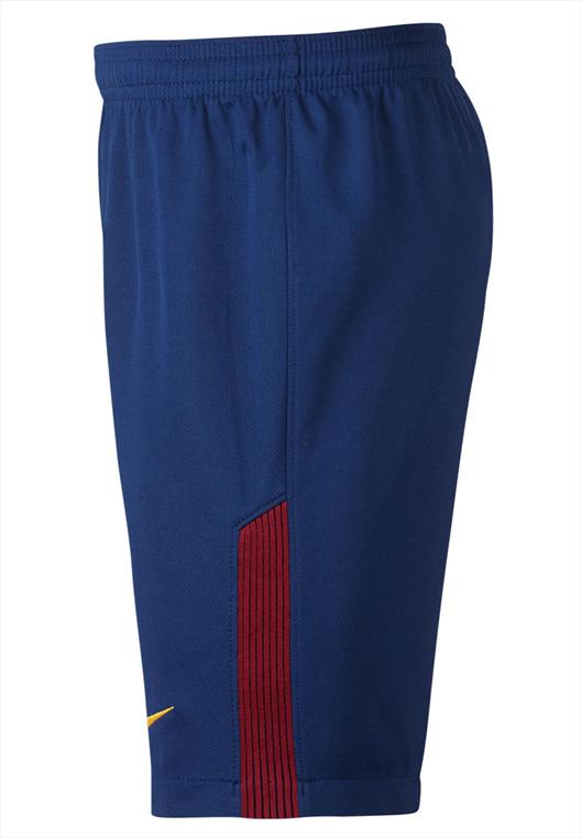 Nike FC Barcelona Kinder Heim Short 2017/18 blau/rot