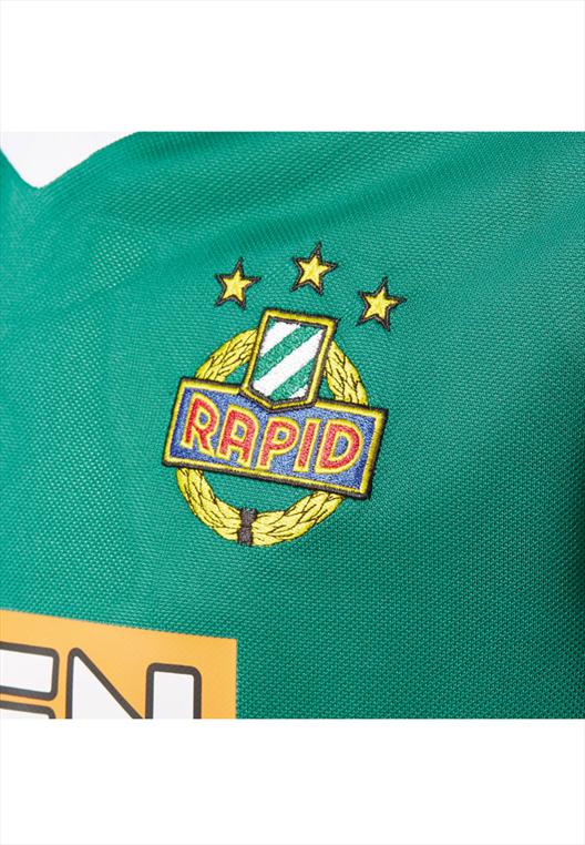 adidas SK Rapid Wien Kinder Heim Trikot 2017/18 grün/hellgrün